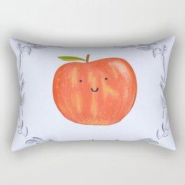 The Good Apple Rectangular Pillow