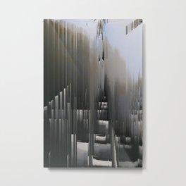 Vertical Metal Print