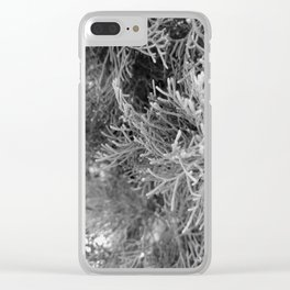 Land Coral 2 Clear iPhone Case