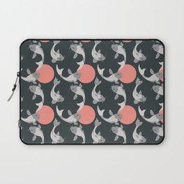 Koi fish pattern 001 Laptop Sleeve