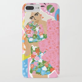 Living in Chaos iPhone Case