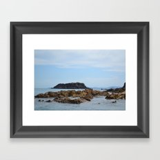 Whitsundays Framed Art Print