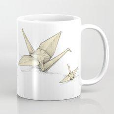 Paper Cranes Mug