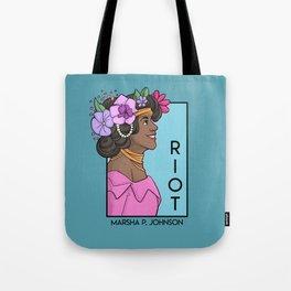 Riot Tote Bag