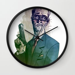 Magnate Wall Clock