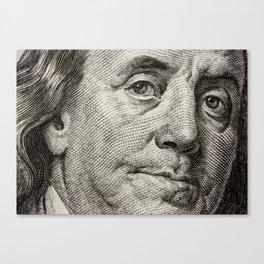 Benny J Frankbro Canvas Print