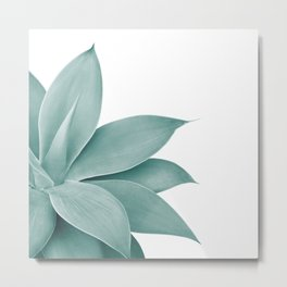 Agave Finesse #1 #tropical #decor #art #society6 Metal Print