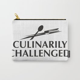 Culinarily Challenge Carry-All Pouch