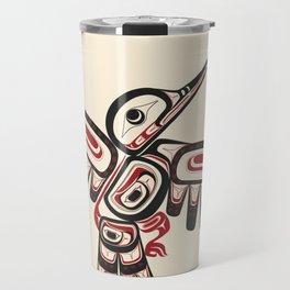 Salish Coast Humming Bird Travel Mug