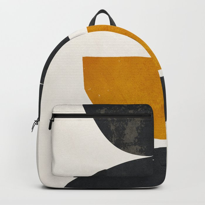 abstract minimal 23 Backpack