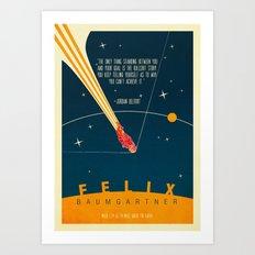 Felix B. Art Print