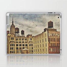 Water towers Laptop & iPad Skin