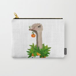 Mandarin Carry-All Pouch