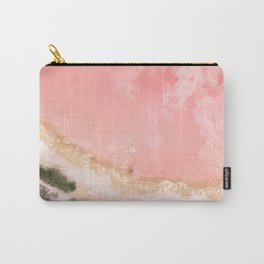 iOS 11 Rose Gold iPad background Carry-All Pouch