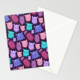 Dumbee Octee Stationery Cards