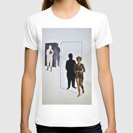 Laszlo Moholy-Nagy - jealousy - Digital Remastered Edition T-shirt