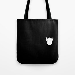 Apple's Cow Tote Bag