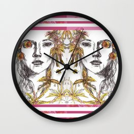 Ramadhan Tranquility Wall Clock