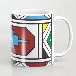 Ndebele Print Coffee Mug