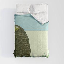 Into the desert Comforters