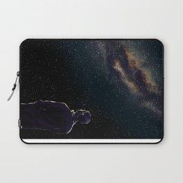 Rodney Under The Milky Way Laptop Sleeve
