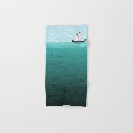 Sail Hand & Bath Towel