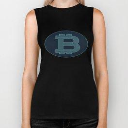 Bitcoin Token Biker Tank