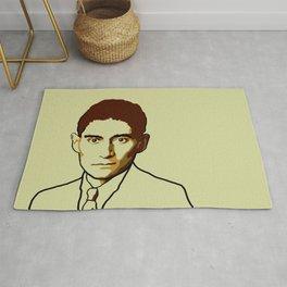 Franz Kafka Rug