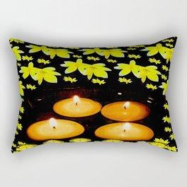 Meditation pattern Rectangular Pillow