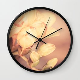 fresco_9_1 Wall Clock
