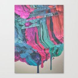 QUAGMIRE (everyday 12.18.15) Canvas Print