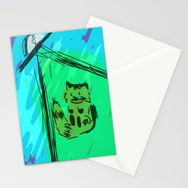 Magnus in Space Stationery Cards