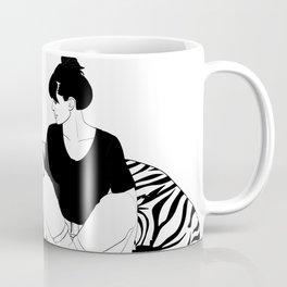 Tiger  Lady Coffee Mug