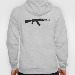 AK-47 kalashnikov assault rifle #society6 #decor #buyart #artprint Hoody