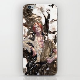 One piece iPhone Skin