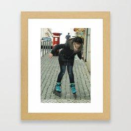 Blade Walker  Framed Art Print