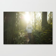 Lead me to the Truth Canvas Print