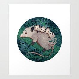 Storge Art Print
