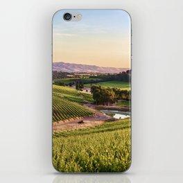 McLaren Vale Magic iPhone Skin