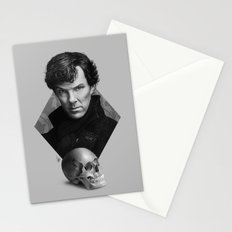 The high-functioning sociopath Stationery Cards