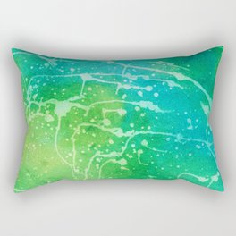 Abstract No. 100 Rectangular Pillow