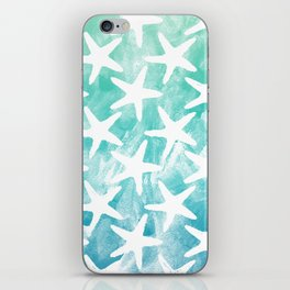 Stars from the Sea iPhone Skin