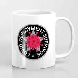 2020-21 Deployment Survivor - Star Version Coffee Mug