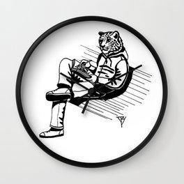 AniMusic (IRBIS) Wall Clock
