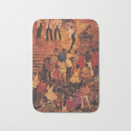 Music Hall Bath Mat