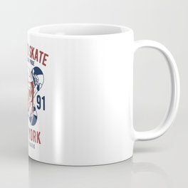 Born to Skate Coffee Mug
