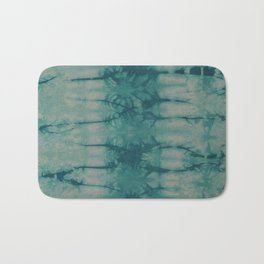 Tie Dye- Mint Bath Mat