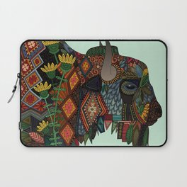 bison mint Laptop Sleeve