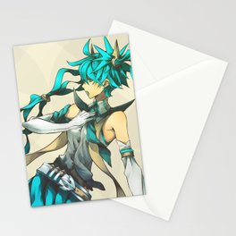 100 Theme - Songstress Stationery Cards