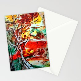GoldenOctober Stationery Cards